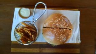 Burger factory 😍